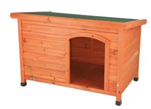 isolierte hundehütte 2
