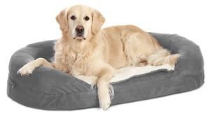 orthopädisches Hundebett 2