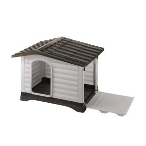 Hundehütte Kunststoff 51